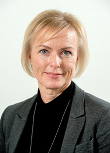 Dorte Laurents, sekretær ved Kiropraktisk Klinik Holstebro